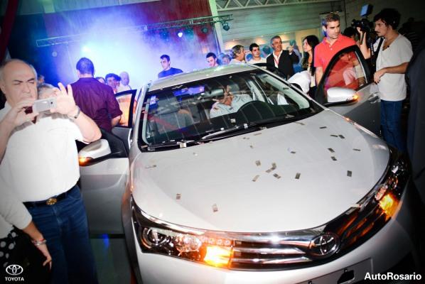 Presentación Toyota Corolla 2014. Conocelo antes que nadie.