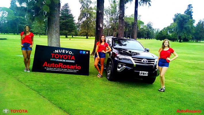 Copa AutoRosario | Torneo Apertura Pérez Golf 2016