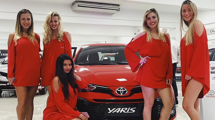 Presentación | Nuevo Yaris