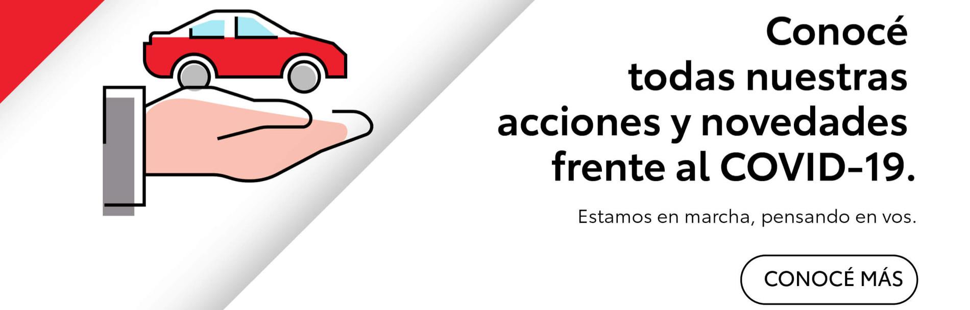 ACCIONES Y NOVEDADES DE COVID19