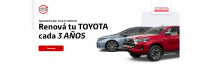 Renová tu Toyota