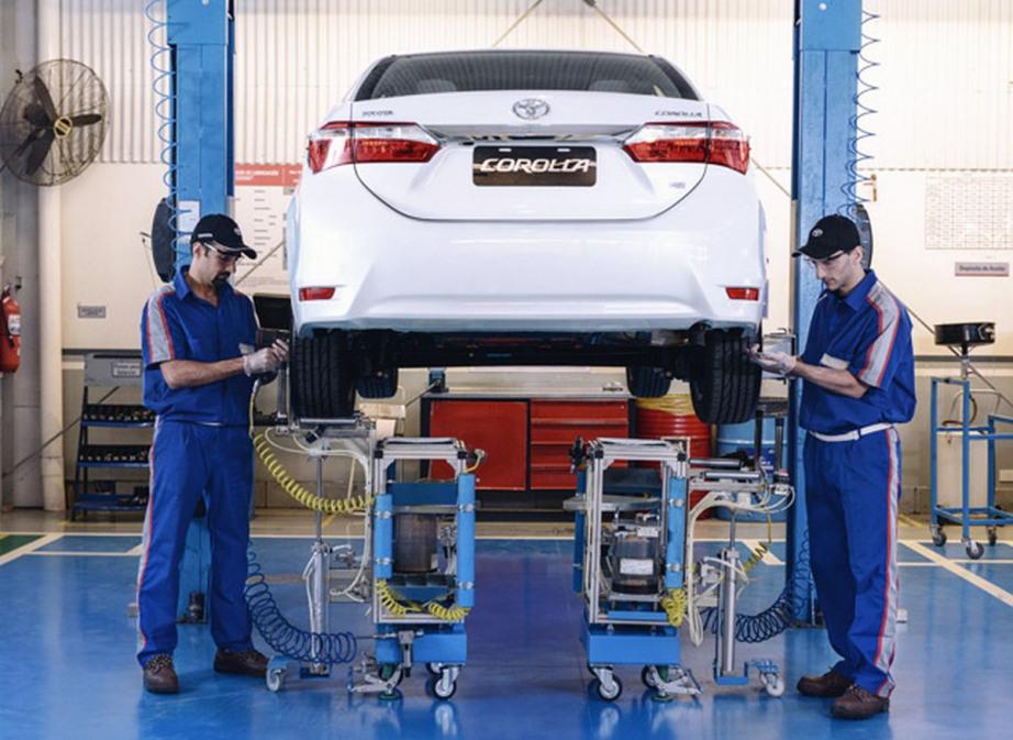Toyota respalda a sus clientes, ahora más que nunca