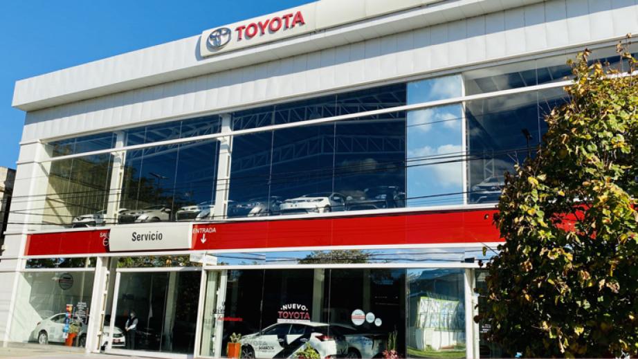 Protocolo de operación en concesionarios oficiales Toyota