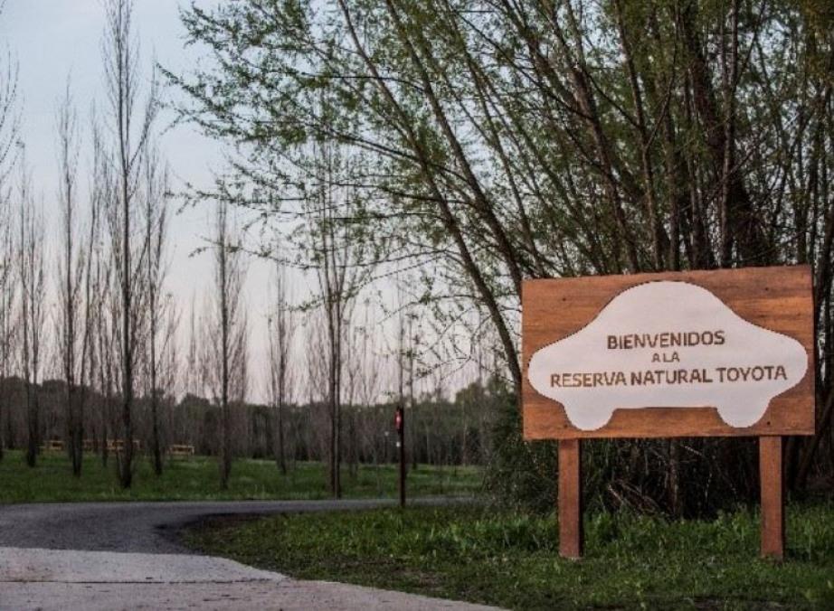 Desde Japón, Toyota apoya la conservación de la Patagonia argentina