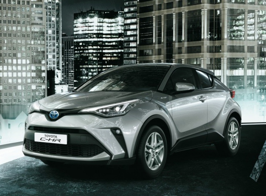 Toyota Argentina introduce un cuarto modelo híbrido en el país: el crossover C-HR