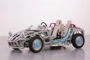 Toyota imagina un prototipo personalizable para chicos - Nota ON24