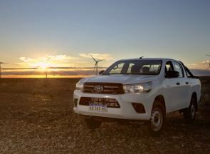 Toyota ya produce con el 100% de energía eléctrica renovable en su planta de Zárate