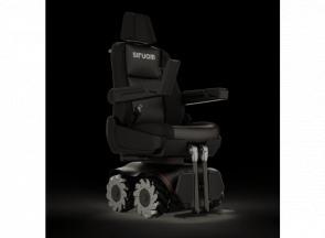 Toyota Argentina apoya el desarrollo de una silla de ruedas omnidireccional a batería