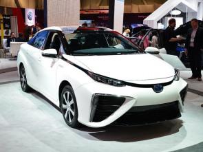 Toyota presente en el Salón del Automóvil 2015