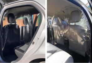 Toyota Argentina presentó una serie de accesorios para la sanitización de vehículos