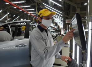 Toyota se enfoca en la salud y la seguridad para reanudar la producción en su planta de Zárate
