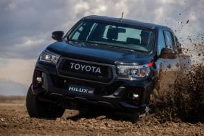 Toyota presenta una nueva versión GAZOO Racing: la Hilux GR Sport, con motor V6.
