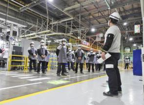 Toyota profundiza la prevención en su planta de Zárate