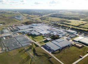 Toyota volvió a liderar la producción y la exportación automotriz en 2020.