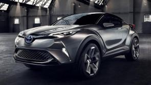 Así es la C-HR recién lanzada por Toyota